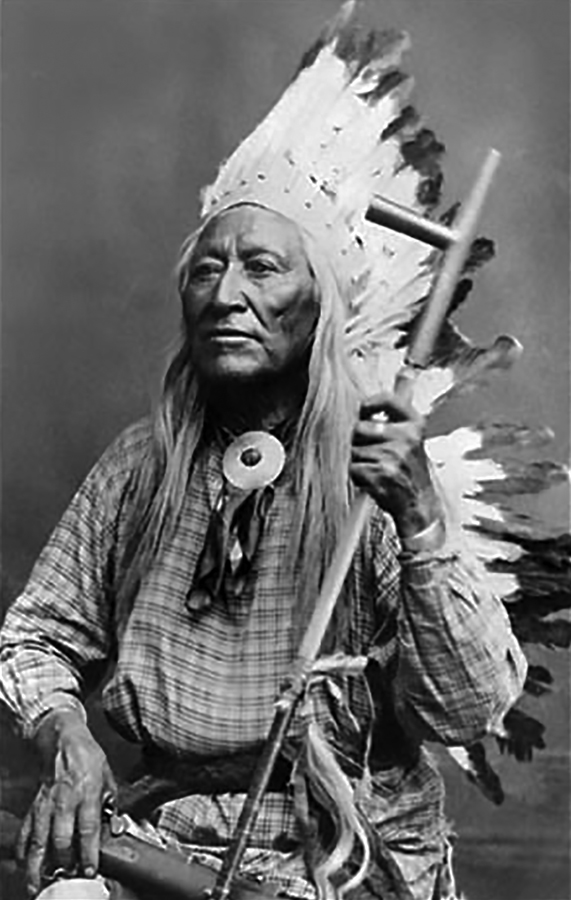 Chief Washakie Amp The Shoshone Wind River Reservation