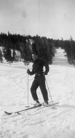 Origins of Skiing in Albany County: Paul Rechard